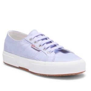 Superga Cotu Lace Up Sneaker Szs 8 or 8.5 NWOB